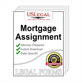 Assignment of Mortgage Package